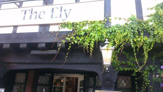 The Ely Hotel Restaurant