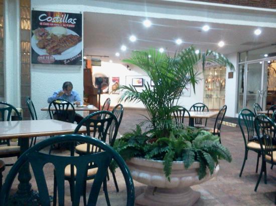Restaurant La Canoa