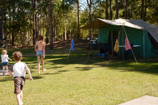 Ingenia Holidays Noosa: Caravan and Camping Sites