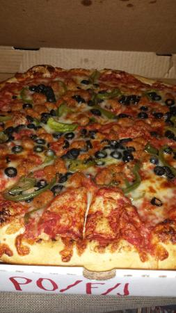Sardella's Pizza & Wings : what I got