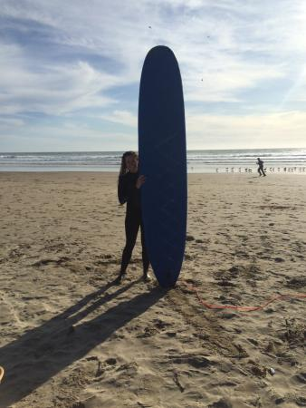 Sandbar Surf School : Fun in the sun