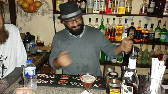 El Farolito : The maestro of mixology