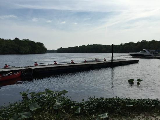 Yellow Jacket RV Resort : Docks
