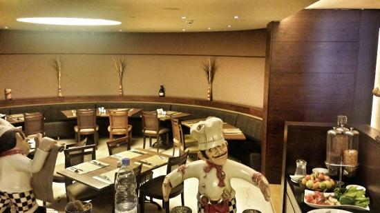 City Suite Hotel : RESTORAN