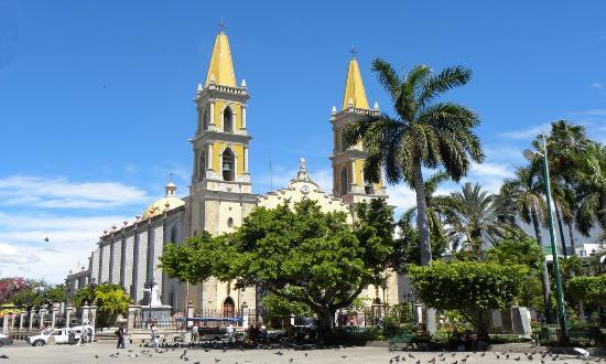 Catedral Mazatlán Basílica de la Inmaculada Concepción
