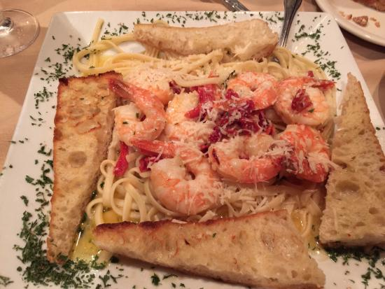 The Fish Monger: Shrimp Scampi