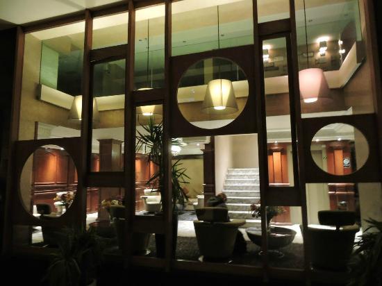 Belere Rabat : Вид отеля с улицы
