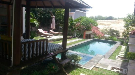 Imah Kita: Chill out and swimming pool