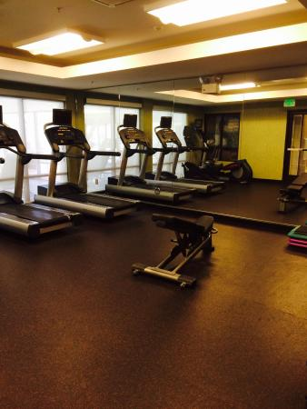 SpringHill Suites Boise : Fitness center
