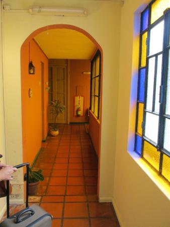 Hotel Esperanza & Artemisa Spa: pasillo