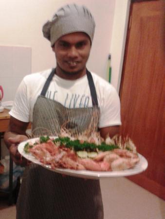 Amarit Hotel: Chef