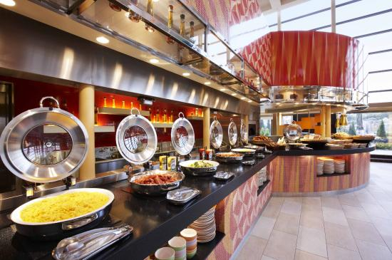 Grand Cafe Sheraton Grande Tokyo Bay Hotel