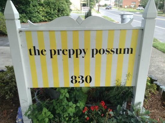 The Preppy Possum