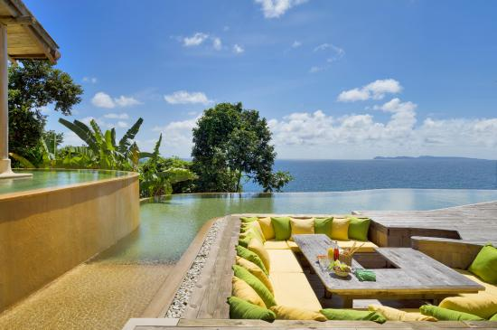 6 Bedroom Pool Villa at Soneva Kiri