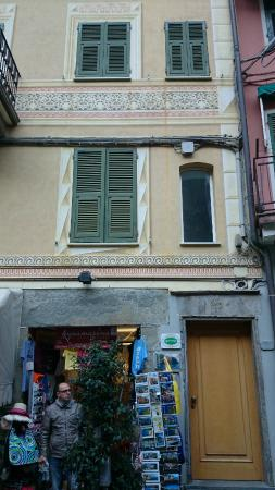 Affittacamere San Giorgio : ホテル入り口