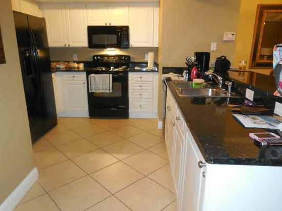 Good Wyndham Vacation Resorts Panama City Beach: Kitchen