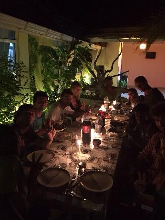 Madi Restaurant Thulusdhoo Island