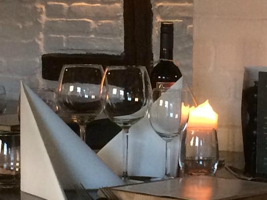 Restaurant Vaegteren: Bord