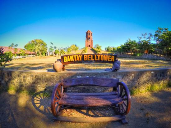 Bantay Bell Tower: Bantayan Belltower Vigan City