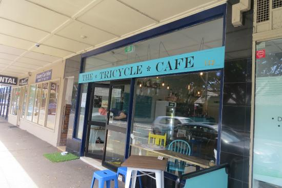 The Tricycle Cafe