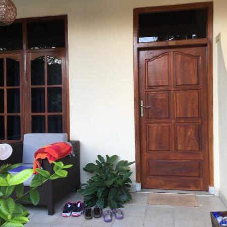 Villa Jaya: Entry to Room 1