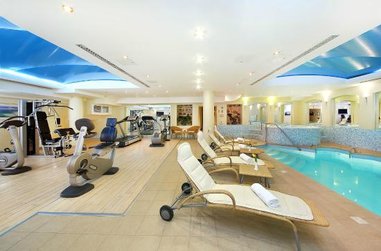 Radisson Blu Royal Astorija Hotel, Vilnius: Royal Health Club
