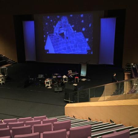 Hong Kong Academy for Performing Arts: Lyric Theatre at HKAPA