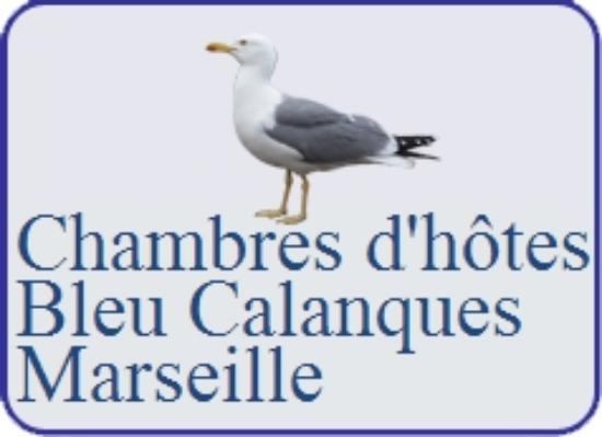 Logo de chambres d 39 h tes bleu calanques marseille - Chambres d hotes marseille calanques ...