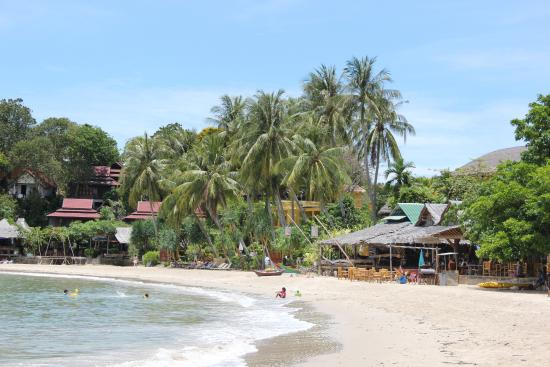 Kantiang Bay View Resort: Beach Front