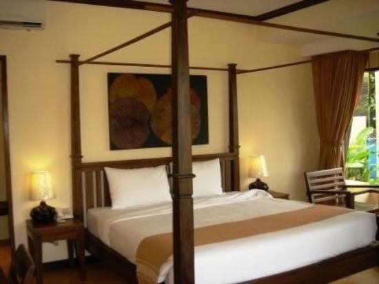 Mayaburi Boutique Resort: Bedroom