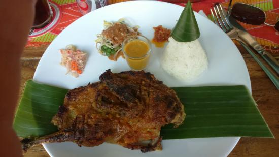 Gapet - Indonesian Roasted Chicken and Duck