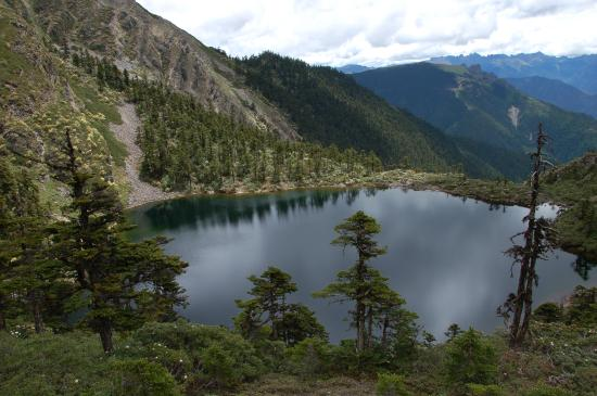 Alpine Lake, Fugong