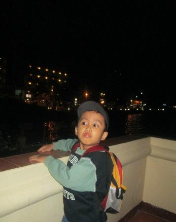 Hotel Makassar Golden: Edgar at Terrace Anging Mamiri