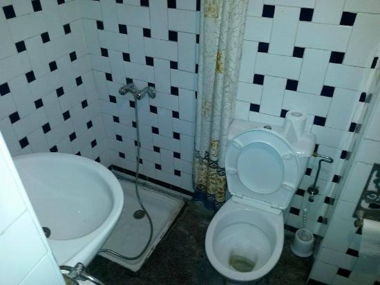 Hotel Volubilis: Salle de bain