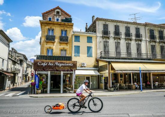 Oraison Ville France