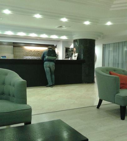 Montefiore Hotel: קבלה