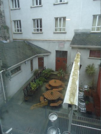Dooley's Hotel Waterford : view from room 67