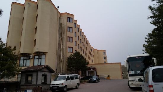 Mustafa Hotel: Hotel Mustafa Urgup, Turkey
