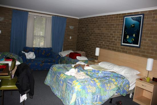 Tropicana Motor Inn: Room 2