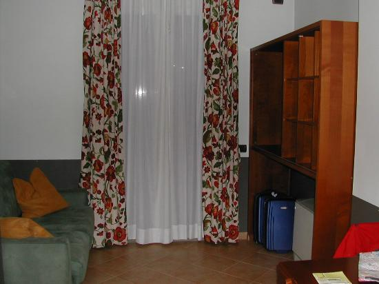 Crosti Apartments Hotel Rome: Lounge Area