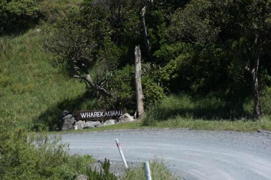 Wharekauhau Country Estate: Anfahrt