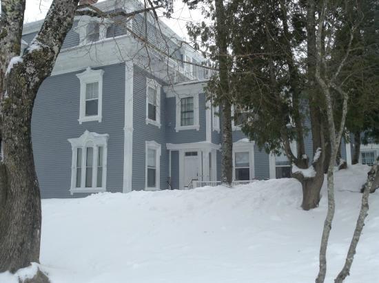 The Talbot House Inn : Winter 2015