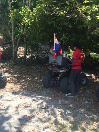 Koh Yao Yai ATV tour