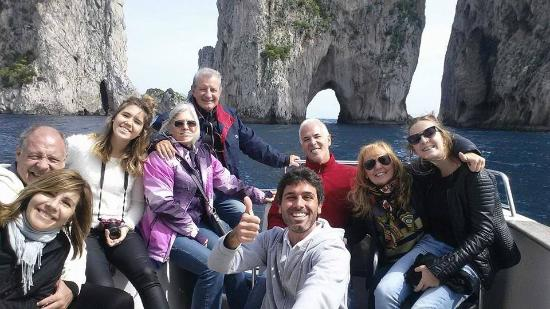 Boat Excursions Capri