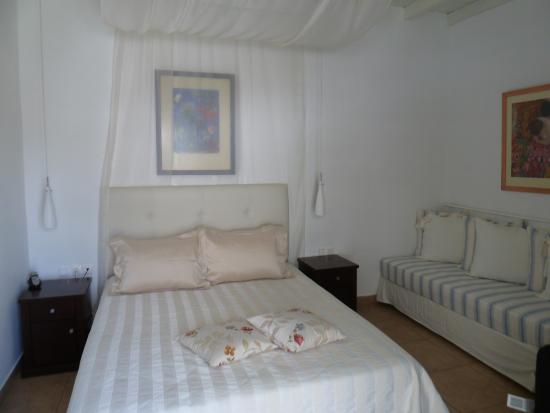 Levantes - Ios Boutique Hotel: Our superior double sea view room (26)