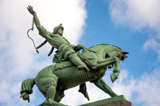 Salavat Yulaev Monument