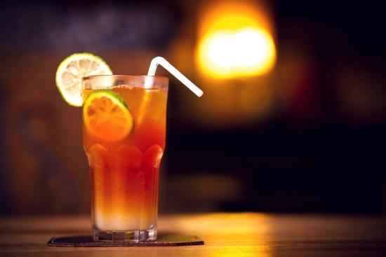 Fifi's: Lemon Ice Tea