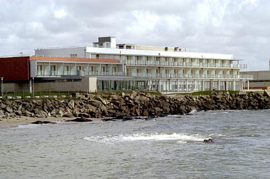 Flor de Sal Hotel: Hotel view from the sea