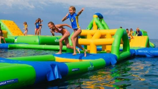 Sunconnect Atlantique Holiday Club Tortuga Aquapark playground