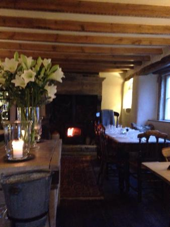 The George Alstonefield : The restaurant